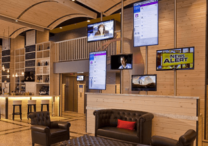 Why Use Digital Signage In Your Reception?